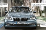 BMW ActiveHybrid 7 launches