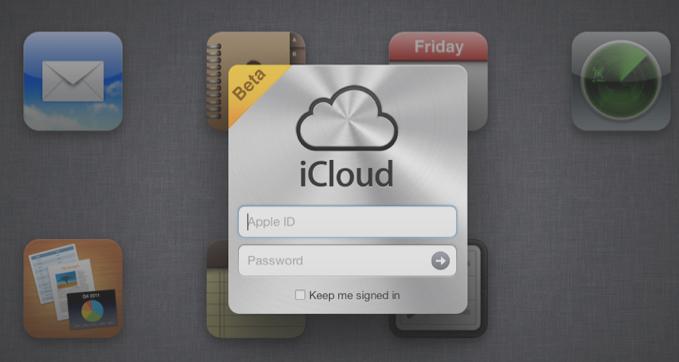 Apple iCloud beta website shows iOS 6