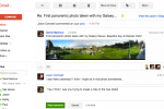 Gmail adds live Google+ integration