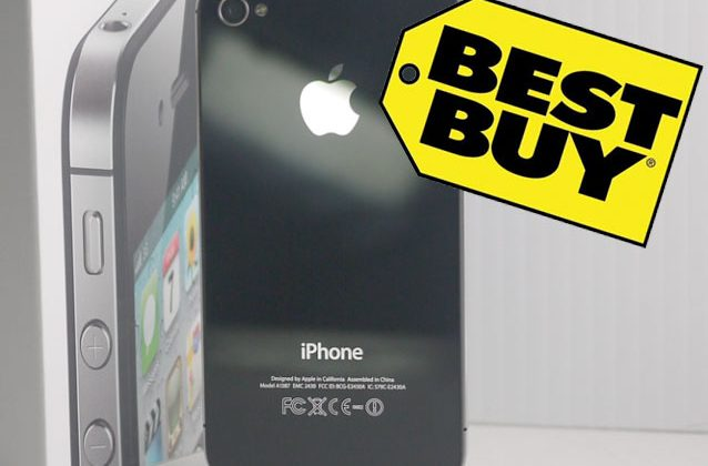 iPhone 5 release imminent as 4 stock drops