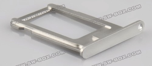 Questionable iPhone 5 SIM card tray leaks