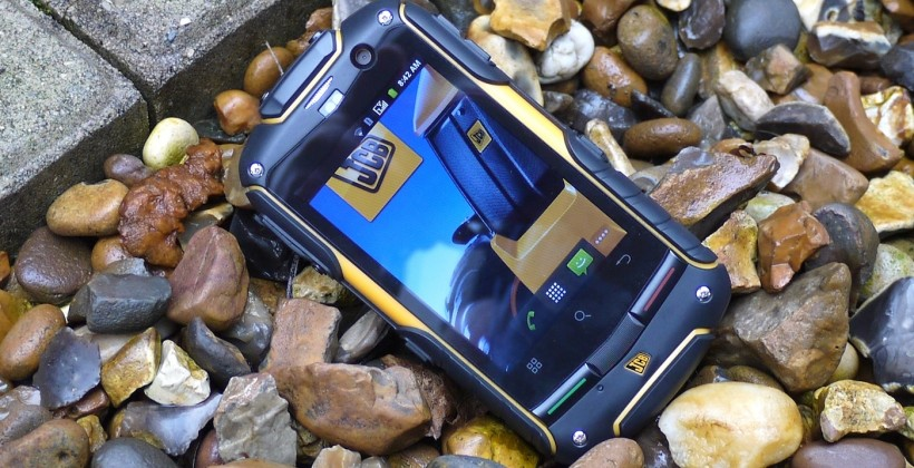 JCB Toughphone Pro-Smart Review