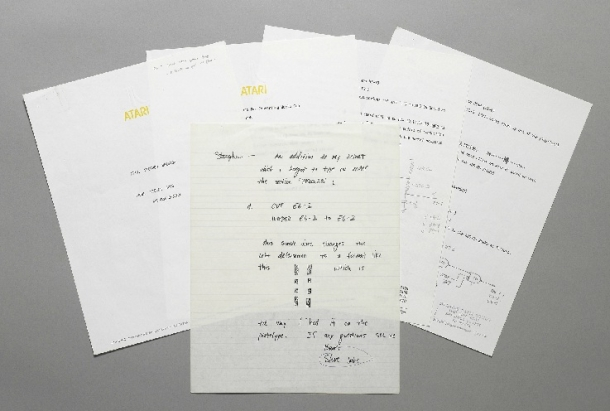 Steve Jobs' 1974 Atari memo up for auction