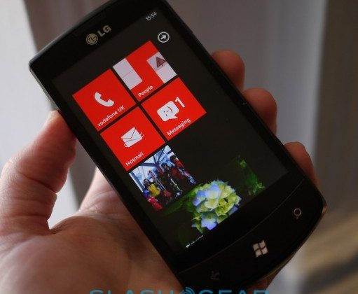 LG denies ditching Windows Phone