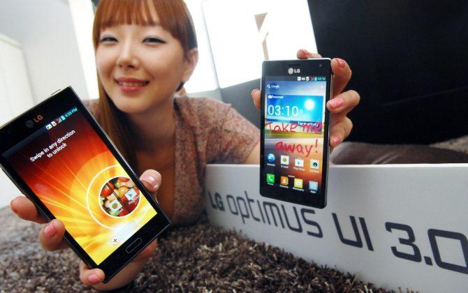 LG details Optimus UI 3.0 for ICS phones