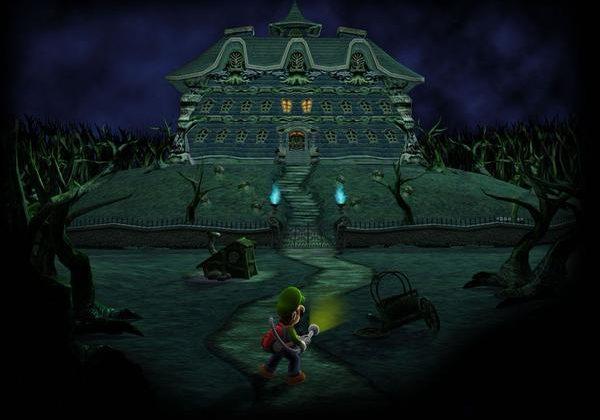 Nintendo Wii U will have Luigi's Mansion 2: rumor