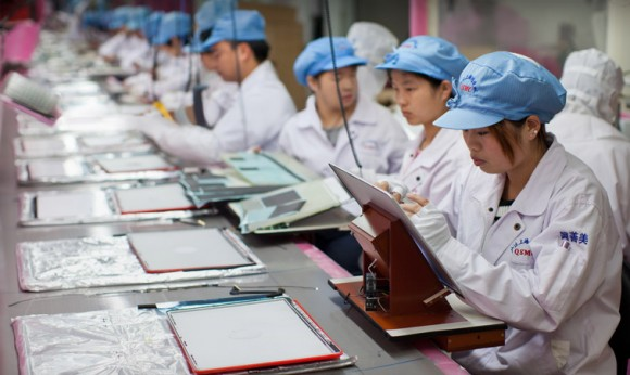 Apple and Foxconn pool cash for factory refresh