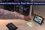 NEC demos gesture-based interactive controls