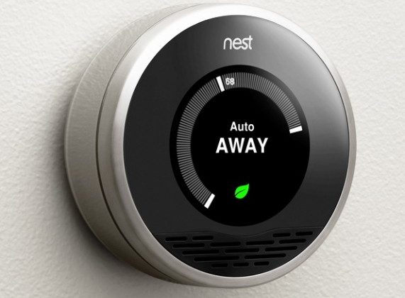 Apple begins selling Nest thermostat