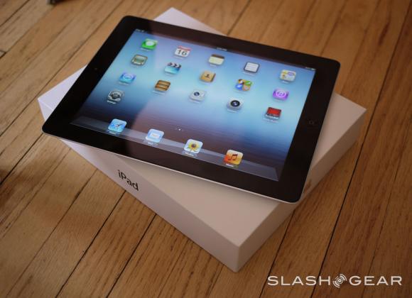 New iPad online delay halved in Europe