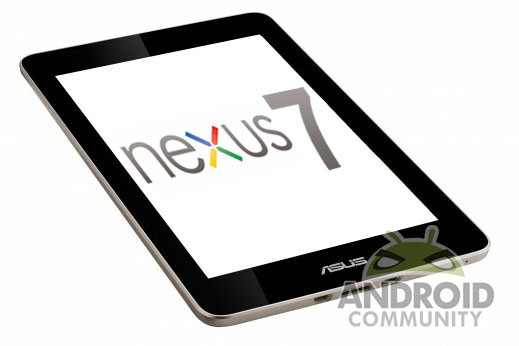 "Rightware Android benchmark lists ""Google Asus Nexus 7"" device"