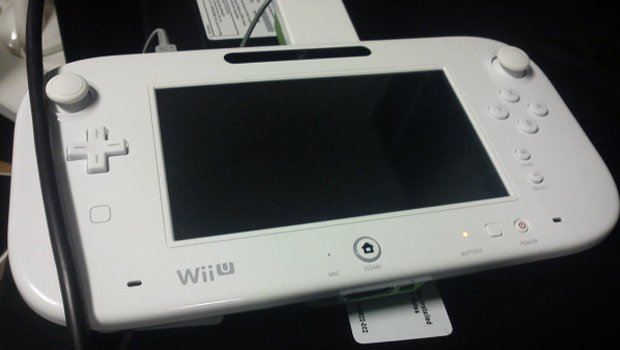 New Wii U design leaks