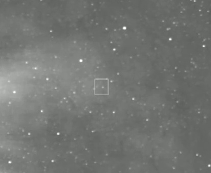 NASA catches an exploding nova on tape