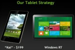 NVIDIA's Kai aims for $199 quad-core Android tablets