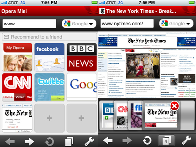 Facebook rumored to buy Opera for own browser