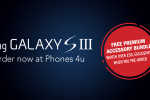 Samsung Galaxy S III UK pricing revealed