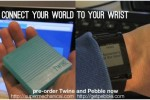 "Twine and Pebble reveal ""Internet of things"" on your wrist"