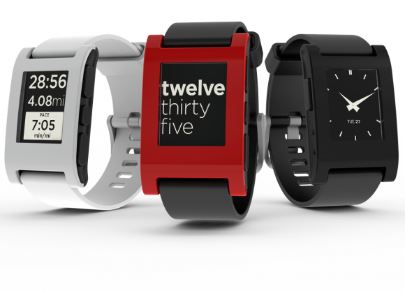 No iPad support in Pebble smart watch