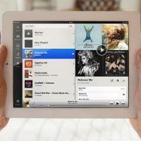 Spotify for iPad arrives fashionably late - SlashGear