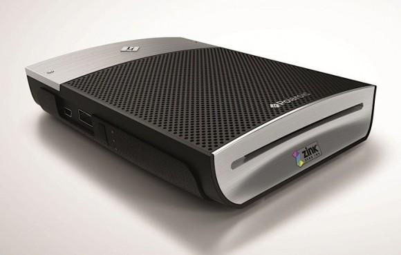 Polaroid shows off Apple compatible GL10 mobile printer concept