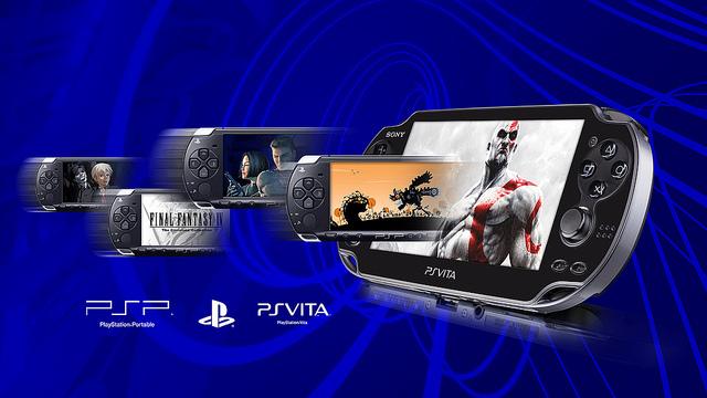 Sony promises big PSP, mini onslaught for PlayStation Vita