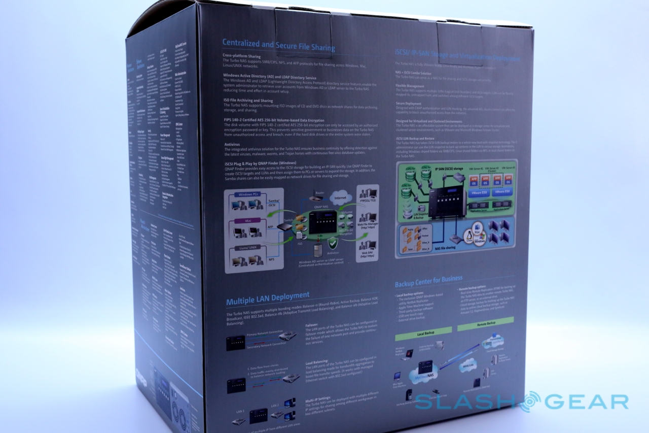 QNAP TS-669 Pro TurboNAS Review - SlashGear