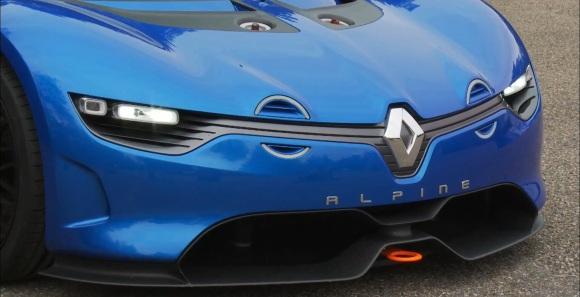 Renault unveils Alpine A110-50 concept car