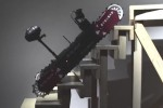 Japanese robot readied for nuclear reactor