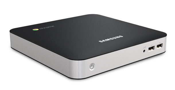 Samsung Chromebook Series 5 550 and Chromebox Series 3 power up the OS