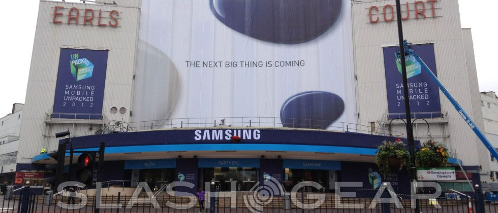 Samsung Galaxy S III Mobile Unpacked Event: We're here!