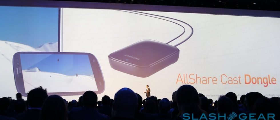 Samsung opens AllShare and outs DLNA dongle
