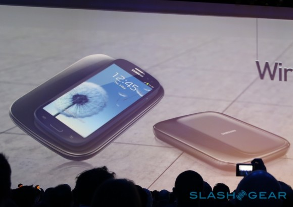 Galaxy S III wireless charging kit delayed until September