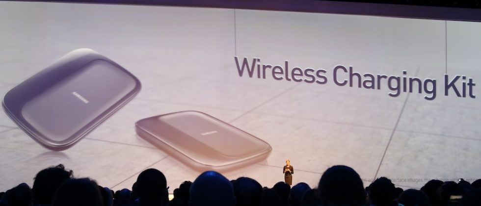 Samsung Wireless Charging Kit for Galaxy S III revealed