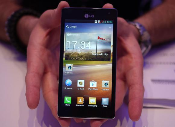 LG Optimus 4X HD hitting Europe in June