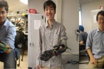 Sign Language Translator glove interprets gestures