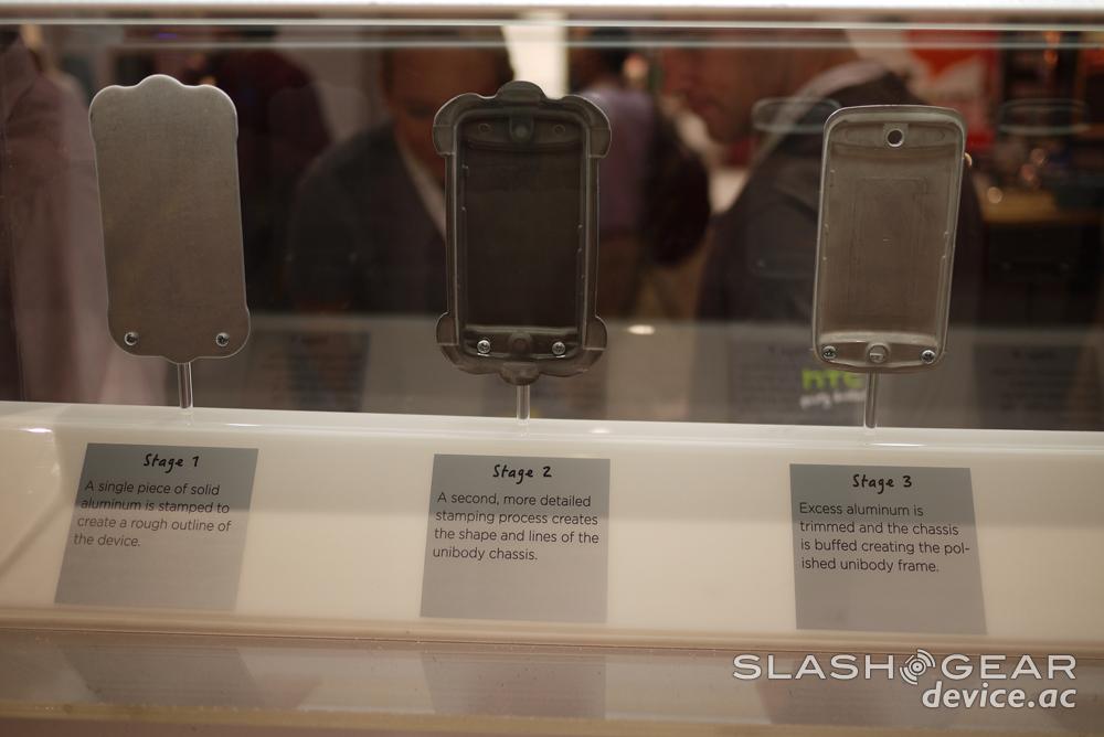 HTC One S micro-arc oxidation process eyes-on - SlashGear