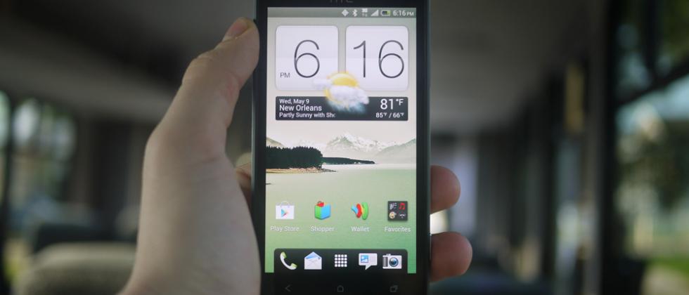 HTC EVO 4G LTE delayed at Best Buy