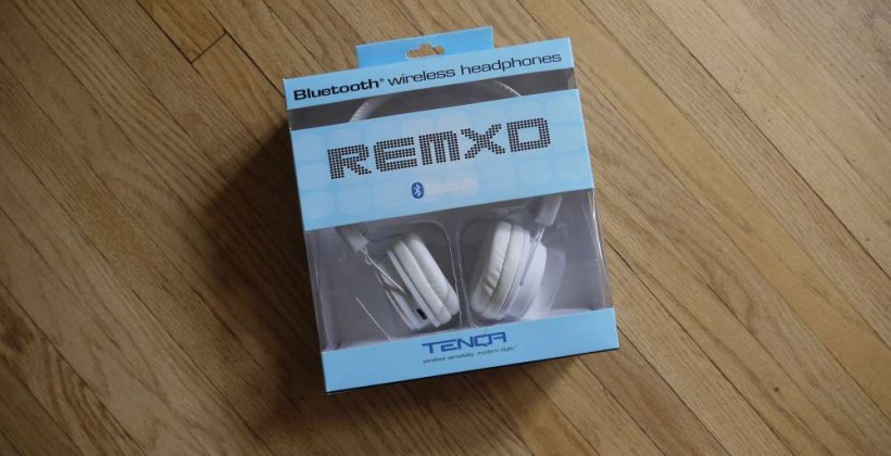 Tenqa REMXD Bluetooth Headphones Review