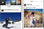 iOS Facebook Camera app launches in face of Instagram