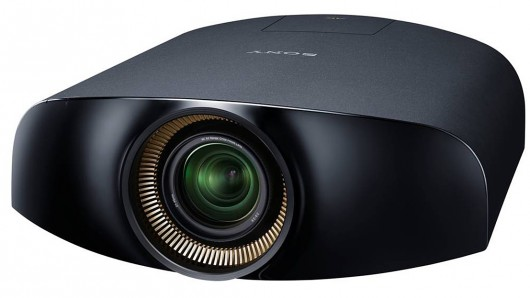 Sony unveils world's first 4K home cinema projector