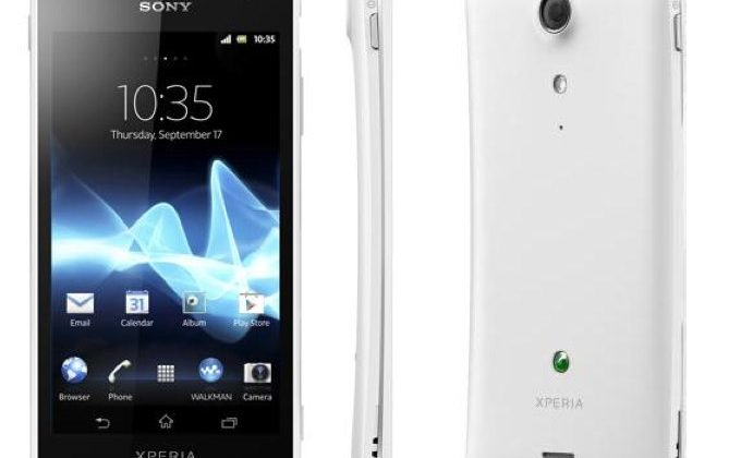 Sony Xperia GX and SX deliver LTE to Japan