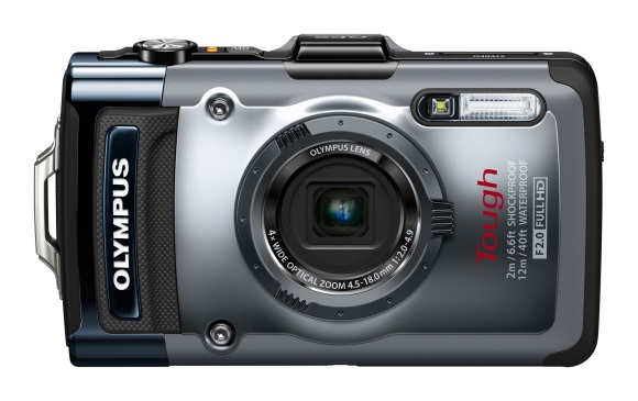 Olympus Tough TG-1 ships in June for €399