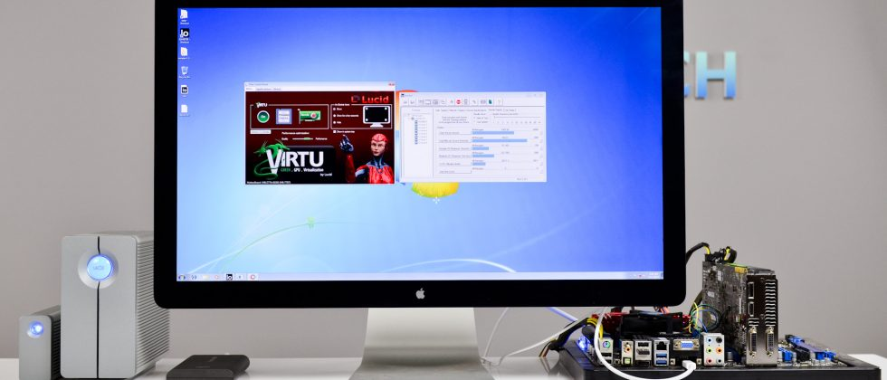 Windows Thunderbolt previewed: A mighty potent port