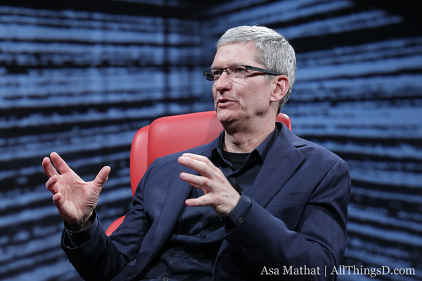 Where Tim Cook Goes, the Industry Follows