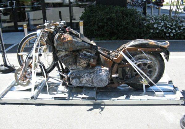 Harley-Davidson to add tsunami bike to its Museum