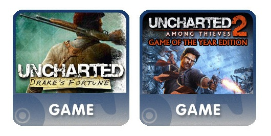 Sony Uncharted games go to digital download