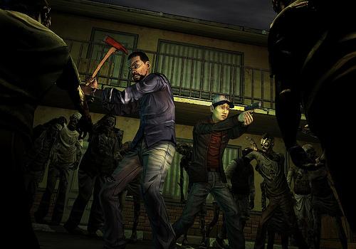 Telltale's Walking Dead game sells one million copies