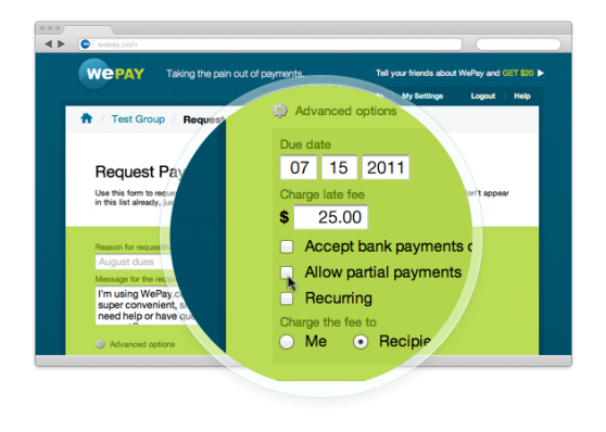 WePay tries to keep PayPal on its toes