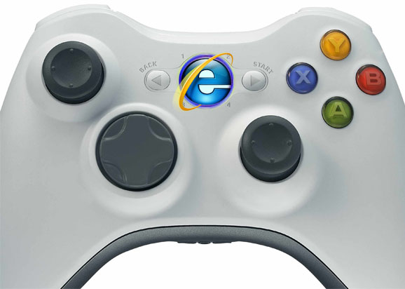 Rumor: Microsoft bringing Internet Explorer to Xbox 360