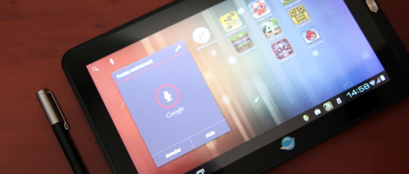 Yzi tablet offers Android on a budget